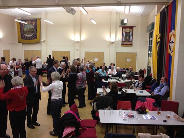 Farewell Evening 2012